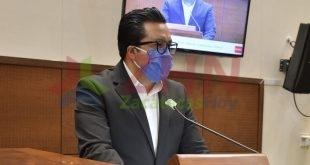 Por fuga de reos e inseguridad pide Omar Carrera comparezca Secretario de Seguridad Pública