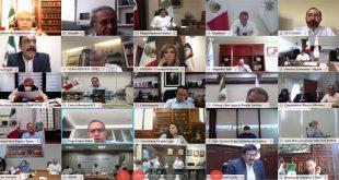 Acuerdos Gobierno de México y CONAGO: Reunión Virtual