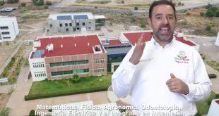 Alejandro Tello mantiene firme su compromiso con la UAZ (Video)