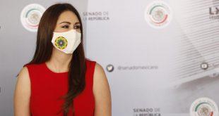 Armonización de las leyes del T-MEC brinda mejores condiciones para el desarrollo: Geovanna Bañuelos