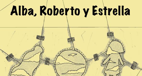 """Publica IZC, en formato digital, el libro de César Rincón """"Alba, Roberto y Estrella"""""""