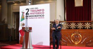 Presidente conmemora dos años de triunfo en las urnas del proyecto de transformación