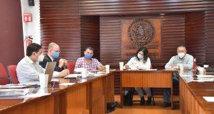Diputados y diputadas integrantes de la Comisión de Desarrollo Cultural de la LXIII Legislatura se reunieron con funcionarios de cultura