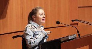 Llama Claudia Anaya Mota a dialogar con el Senado de la República cobre el Programa Sectorial de Relaciones Exteriores 2020-2024