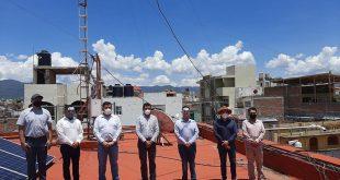 Con el 2×1, entregan pavimentación de calles y cámaras de seguridad en Tlaltenango