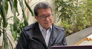 """La Guerra Sucia contra David como candidato a gobernador fue muy ruin: Ricardo Monreal en presentación virtual del libro """"La Infamia"""""""