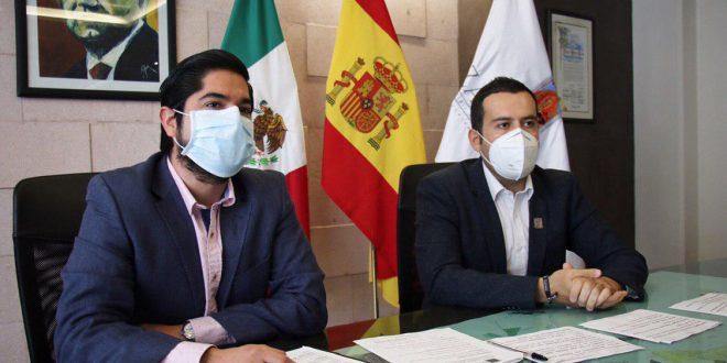 Zacatecas Capital y Orihuela España estrechan lazos de hermandad ante la contingencia