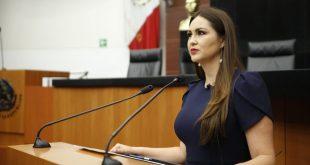 Reforma a la ley de Adquisiciones garantiza el abasto de medicamentos: Geovanna Bañuelos