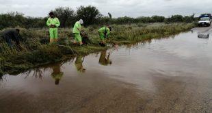 Ante temporada de lluvias, SCT Zacatecas en alerta permanente