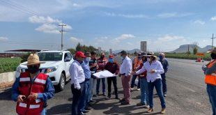 Avanza ampliación de carretera Zacatecas-Aguascalientes