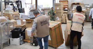 Gobierno de México envía 20 ventiladores a Zacatecas para atención de emergencia por Covid-19