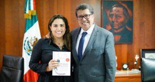 Catalina Monreal entre las mujeres mejor posicionadas en Zacatecas de la 4T