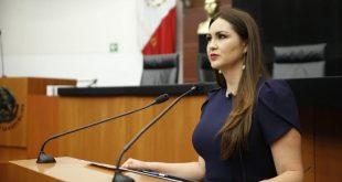 Pide Geovanna Bañuelos procesar a Felipe Calderón por incitar a una rebelión armada en contra del gobierno mexicano