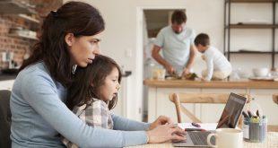 La Familia y la Educación a Distancia