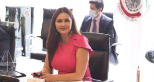 El proceso que enfrenta Emilio Lozoya debe ser público: Geovanna Bañuelos