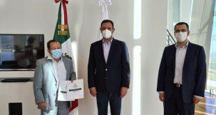 Refrenda Gobernador Tello respeto a la legalidad del actual Proceso Electoral en Zacatecas
