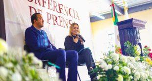 Con inversión de 102 mdp, Gobierno de México lleva apoyos directos a las familias de Miguel Auza: Verónica Díaz (Video)