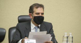 Declara INE validez de padrón electoral y lista nominal de electores para elecciones en Coahuila e Hidalgo