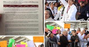 Hospital del Issste de Fresnillo, Zacatecas es ganador de 20 Mdp en rifa de Avión Presidencial