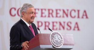 Redistribuir presupuesto a los estados requiere reforma constitucional: presidente; federación está al día en entrega de participaciones