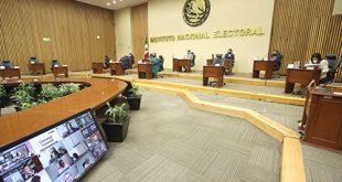 Aprueba INE monitoreo de precampañas y campañas federales en programas de radio y televisión que difundan noticias