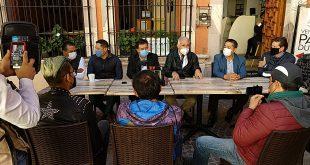 Confirman José Narro y los tres niveles de gobierno Caravana Migrante en Diciembre