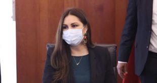 Ante nueva ola de contagios por Covid-19, Geovanna Bañuelos pide fortalecer acciones preventivas y sana distancia