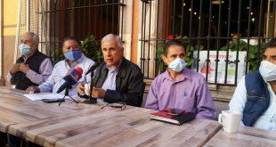 """""""Irresponsabilidad del gobierno estatal al entregar anticipadamente las llaves al grupo Monrealista"""", acusa Senador Narró"""