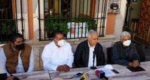 """""""Que no se confunda exigir transparencia y cuentas claras con ningún intento de guerra sucia"""", advierte Senador José Narró Céspedes"""