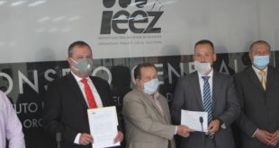Partido Encuentro Solidario, más fuerte que nunca: Castañeda Tejeda