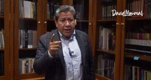 David Monreal anuncio que presentara denuncias penales contra orquestadores de guerra sucia (Video)