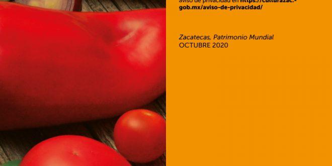 Convoca IZC a participar en la conformación del Recetario de comida tradicional zacatecana