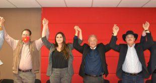 Rumbo al 2021, Alberto Anaya designa a Geovanna Bañuelos como Coordinadora de Promoción y Afiliación