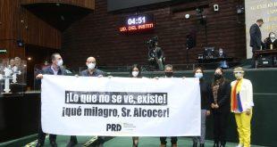 Opacidad, cuentas alegres y negligencia de gobierno ante pandemia