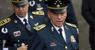 Detienen en EU al General Salvador Cienfuegos, exsecretario de la Defensa Nacional
