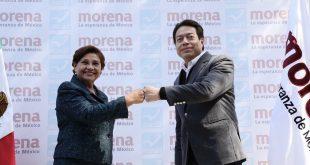 Morena y Nueva Alianza van en coalición para 2021