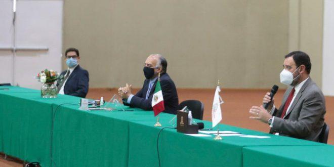 Prepara Gobierno de Alejandro Tello difusión mundial de Zacatecas como Capital Americana de la Cultura 2021