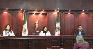Reconocimiento por culminar su encargo como Magistrada y Magistrado Electorales