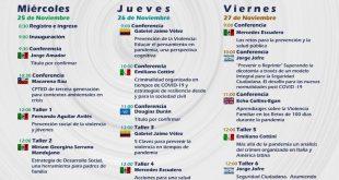 Gobierno y UAZ llevarán a cabo Segundo Congreso sobre Prevención de la Violencia
