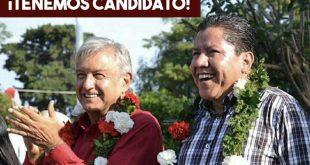 David Monreal Candidato Único de MORENA a la gubernatura de Zacatecas