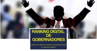 """Reprueba Alejandro Tello en su """"Reputación Digital"""" y baja en sus niveles de aprobación"""