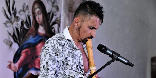 Con concierto de obras de Bach, Telemann y Van Eyck, el flautista Horacio Franco cerrará el 19° Festival Barroco de Guadalupe