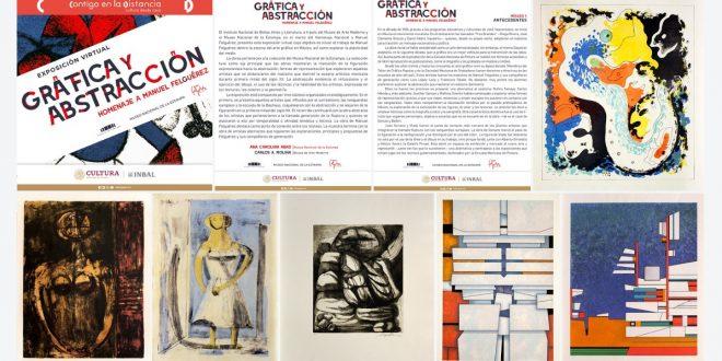 Presenta el INBAL la muestra virtual Gráfica y abstracción |Homenaje al zacatecano Manuel Felguérez