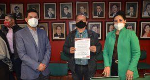 Rinde protesta Araceli Guerrero como Secretaria General de PRI en Zacatecas