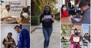 Benefician becas Jóvenes Escribiendo el Futuro a estudiantes zacatecanos de Escuelas Normales y Universidades para el Bienestar