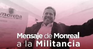 El respaldo total de Morena a David Monreal (Video)