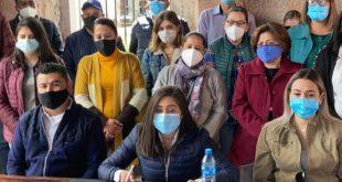 Acusa regidora Violeta Cerrillo violencia política, amenazas y chantajes en el PRI; renuncia a su militancia