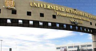 Activa participación universitaria en el registro electrónico de candidaturas en la UAZ