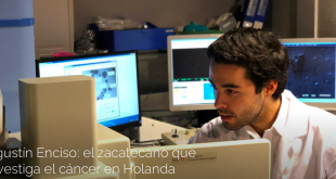 Agustin Enciso: El zacatecano que investiga el cancer en Holanda