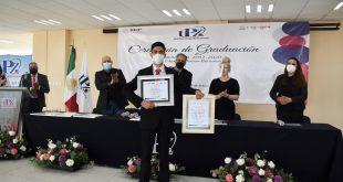 Graduación de la generación 2017-2020 de la UPZ